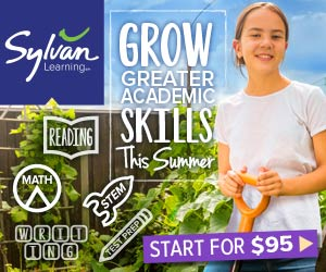 Sylvan Learning STEM Summer in Peabody MA Tutoring for math, algebra, reading, writing, study skills