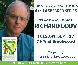 Brookwood School Speaker Series with Richard Louv