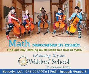 Waldorf School at Moraine Farm in Beverly MA