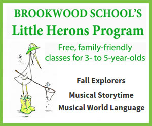 Programs for northshore preschool children at Brookwood School