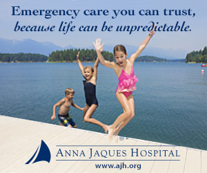 Anna Jaques Hospital in Newburyport