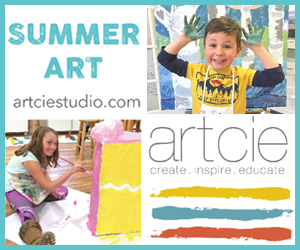 Art, creative, dance summer programs and classes for kids in Hamilton MA