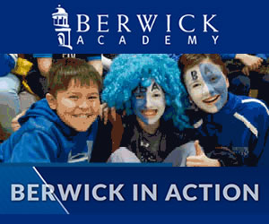 Berwick Academy for grades PreK to 12