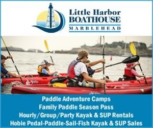 Little Harbor BoatHouse Youth Kayaking and Paddleboard in Marblehead MA
