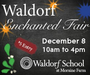 Enchanted Fair at Waldorf at Moraine Farm in Beverly MA