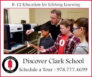 Clark School in Rowley MA