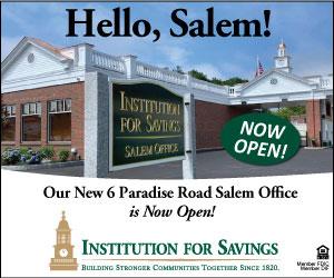 Institution for Savings Salem MA