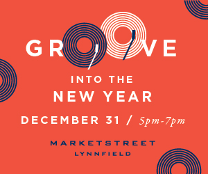 MarketStreet Lynnfield New Years Eve Party 2018