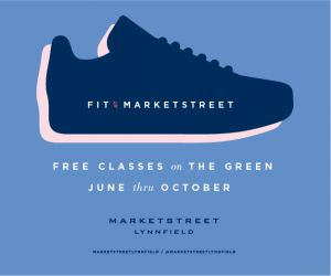 Free Fitness Classes at Marketstreet Lynnfield