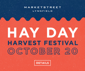 Events for children, kids and families at MarketStreet Lynnfield