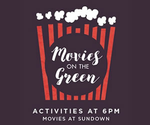 MarketStreet Lynnfield Movie Tuesday on The Green