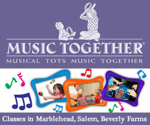 Music classes for North Shore children in Beverly, Salem, Marblehead