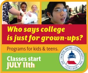 North Shore Community College Best Summer Programs for Kids