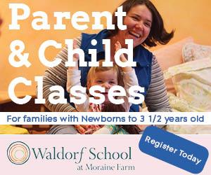 Waldorf School at Moraine Farm Parent Child Classes - Beverly MA