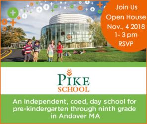 Pike School Andover MA Open House PreK through grade 9