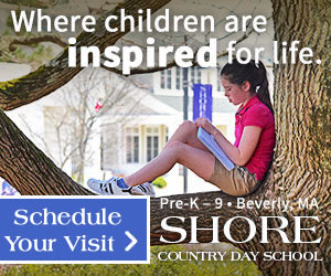 hore Country Day School - PreK through grade 9 in Beverly MA