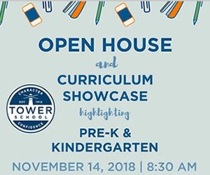 Tower School in Marblehead MA. An independent Pre-K through 8th grade