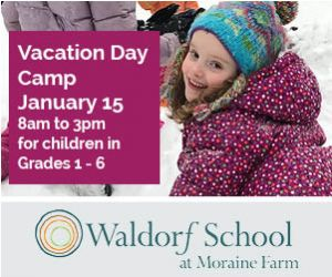 Things to do during summer vacation at Waldorf School at Moraine Farm in Beverly MA