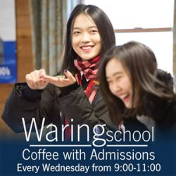 Waring School in Beverly MA