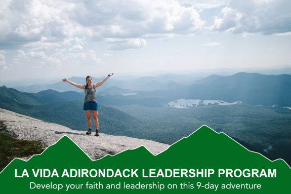 Adirondack Leadership Program at Gordon College's La Vida Center