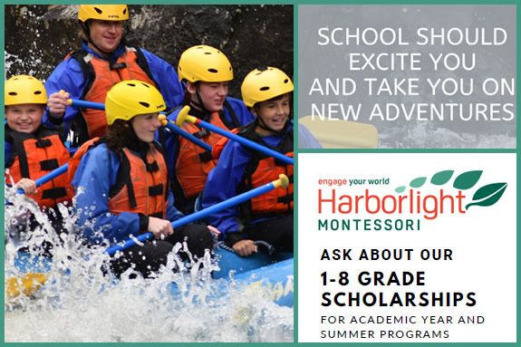Harborlight Montessori School - Infant to Grade 8 - Beverly MA