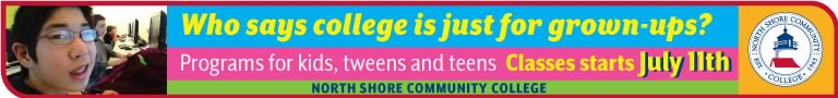 North Shore Community College Kids to College Summer Programs