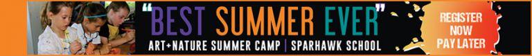 Camp at Sparhawk School in Amesbury MA
