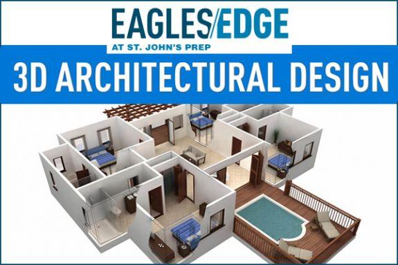 3D Architectural Design Camp for Kids at St. Johns Prep - Danvers MA