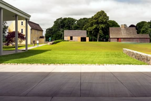 the Cape Ann Museum has developed a plan for the Cape Ann Museum Green campus to address the Museum's needs for expanded collections storage and exhibition and community programming space.