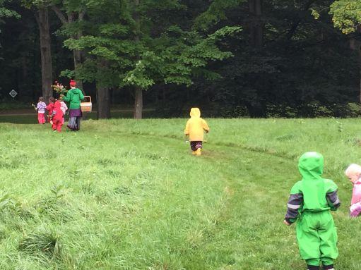 Nursery Kindergarten Program at Waldorf School Moraine Farm