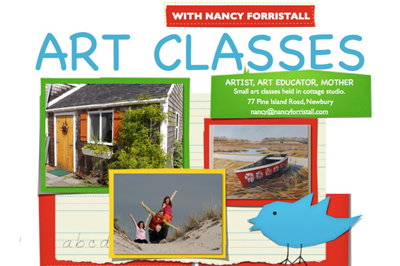 Art classes for kids, North of Boston, Visit Massachusetts, Cape Ann, North Shor