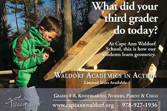 Cape Ann Waldorf School in Beverly MA, Waldorf School at Moraine Farm