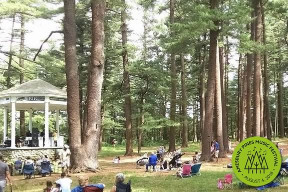 The Amesbury Pines Music Festival is a great afternoon of family fun and music in Amesbury Massachusetts!!