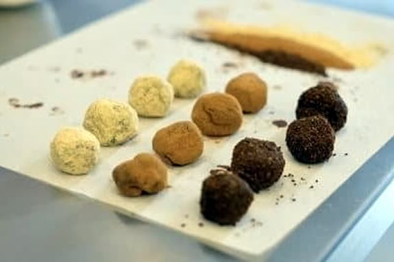 Families will learn the art of truffle making at Appleton Farms in Ipswich Massachusetts