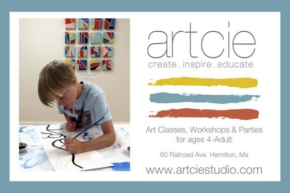 Art Classes for Adults and Children with Erin Clark in Hamilton MA