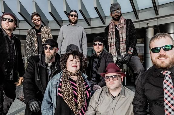 Big Ol' Dirty Bucket will perform at the Trustees of Reservations' Crane Estate in Ipswich Massachusetts.