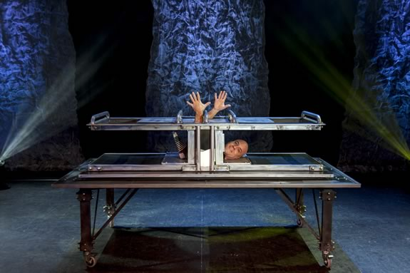 Bill Blagg brings magic for kids to the Cabot Theater in Beverly, Massachusetts!