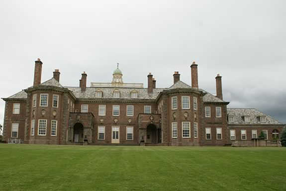 The Trustees of Reservations' Castle Hill on the Crane Estate in Ipswich Massachusetts