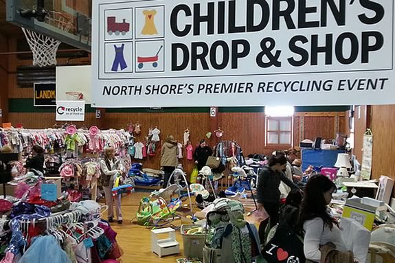 Massive Spring and Summer Children's Consignment Event