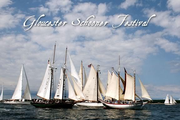 The Gloucester Schooner Festival celebrates maritime, sailing and fishing herita