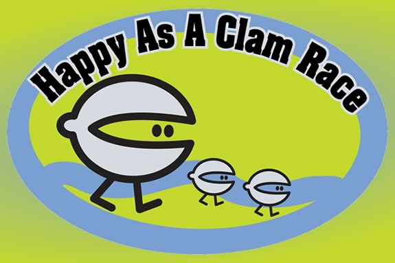 The Happy as a Clam Road Race invites children and families to race in Essex