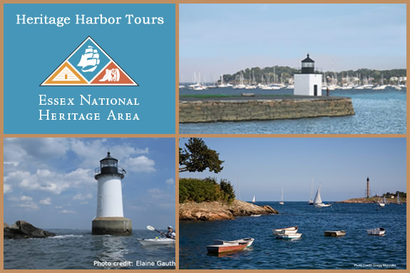 Salem Harbor Heritage Harbor Tour