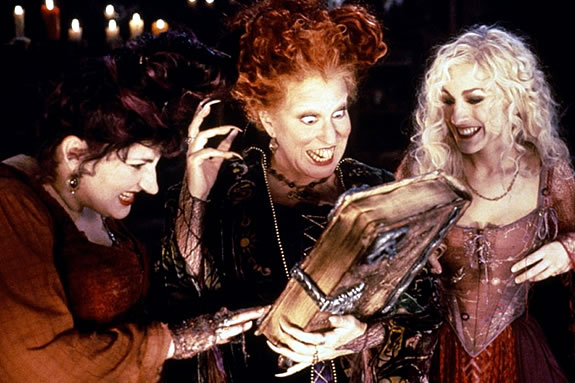 Does a Witch deserve a second chance on Halloween? Find out in Salem!