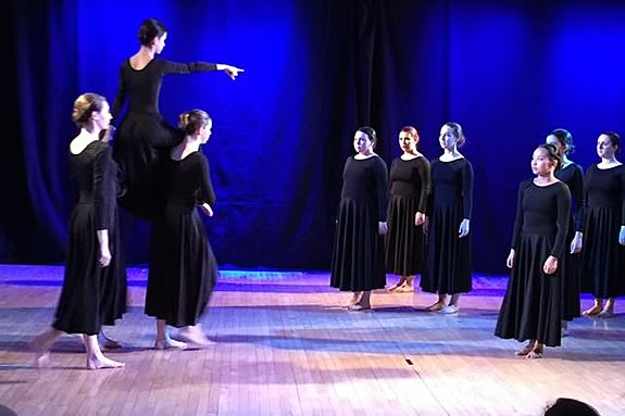 """Ipswich Moving Company Youth Dance Ensemble Spring Show features """"The Written Word"""""""
