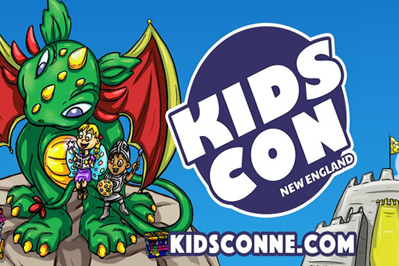 Kids Con New England 2017
