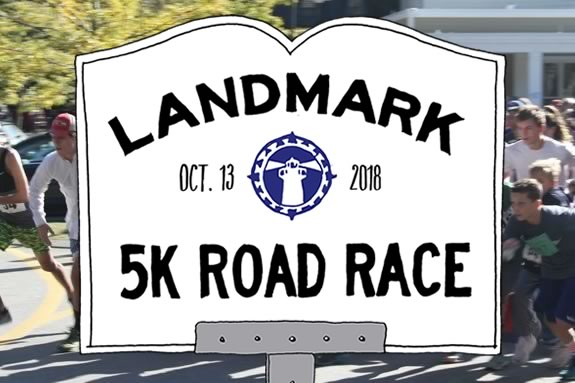 Landmark School's 5K Road Race is a family fun event that helps support the mission of Landmark School.