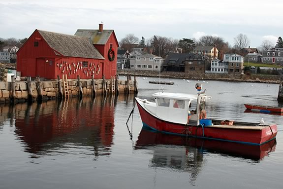 Come to Rockport for a wonderful night a family New Year's Activities!