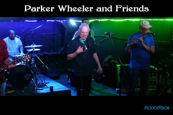 Parker Wheeler and Friends perform a benefit concert for homeless vets at waterfront park in Newburyport as part of Yankee Homecoming