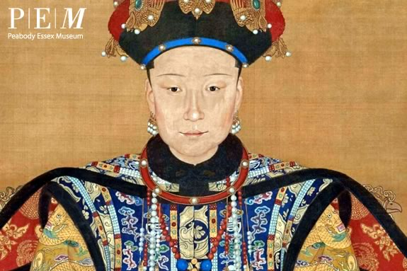 Tour PEM's Empresses of China's Forbidden City Exhibition as part of Trails and Sails 2018