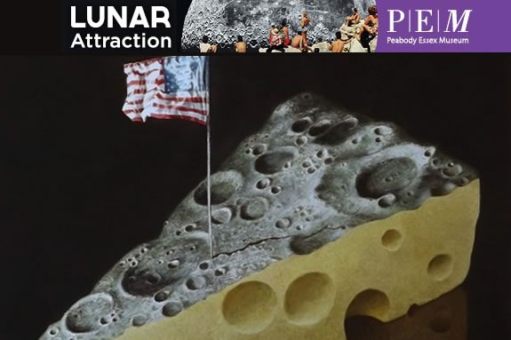 Peabody Essex Museum Lunar Attraction